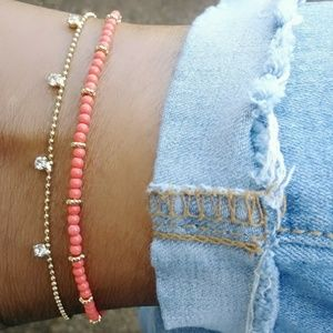 Jewelry - Layered Anklet